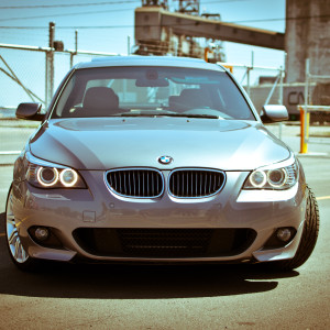 BMW 530D Sound Library